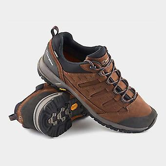 Ny Berghaus Mænd's Fellmaster Aktiv Sko Brown / Orange