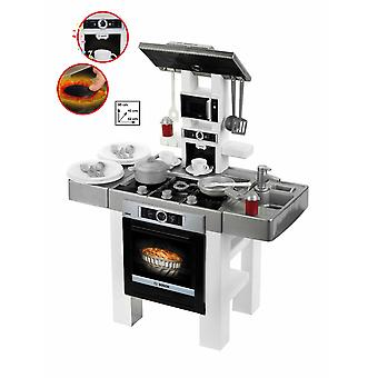 Theo Klein Bosch PURE Kitchen with Functional Sink, Stove Light and Sounds, For