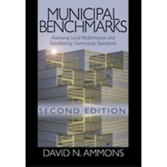 Municipal Benchmarks Assessing Local Performance and Establishing Community Standards by Ammons & David N.