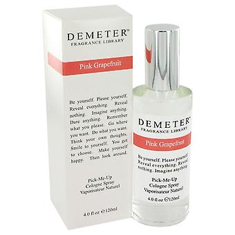 Pink Grapefruit by Demeter Cologne Spray 120ml