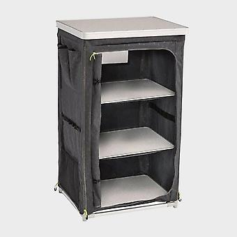 New Outwell Milos Storage Cupboard Dark Grey
