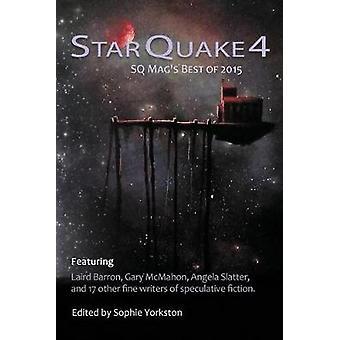 Star Quake by Sophie Yorkston - 9781925496109 Book