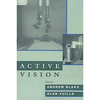 Active Vision by Andrew Blake - 9780262518901 Book