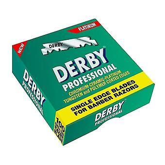 Derby-professionelle Kante Rasierklingen (100 Blätter)