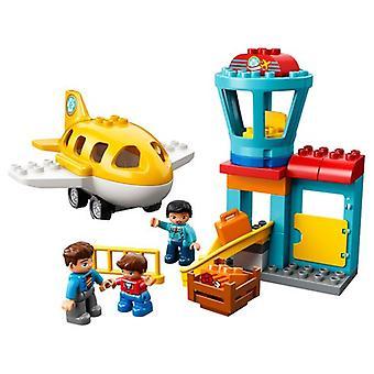 LEGO 10871 DUPLO Ensimmäinen ja katulentokenttä