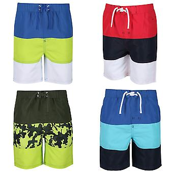 Regatta Boys Shaul III Swim Shorts