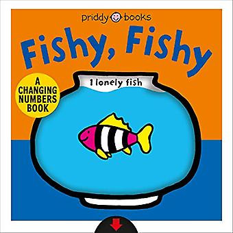 Fishy Fishy by Roger Priddy - 9781783419036 Book