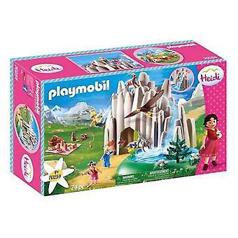 Playset Heidi Playmobil 70254 (74 pcs)