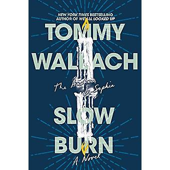 Slow Burn by Tommy Wallach - 9781481468428 Book