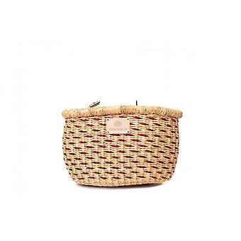 Cosy Coco Children's Bicycle Basket | Red Dash