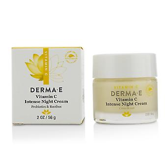 Derma E Vitamin C Intense Night Cream 56g/2oz