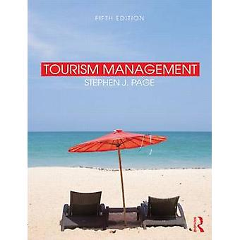 Tourism Management - An Introduction (5th Revised edition) by Stephen