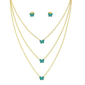 Edforce necklace and pendant 226-0045-S - Women's necklace and pendant