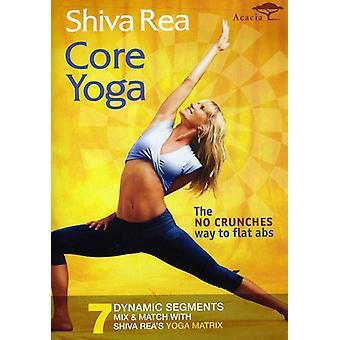 Shiva Rea - Core Yoga [DVD] USA importeren