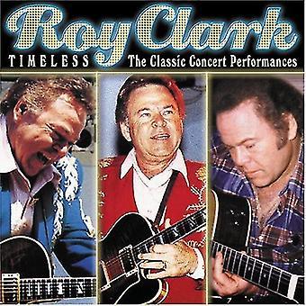 Roy Clark - Timeless Classic Performances [CD] USA import