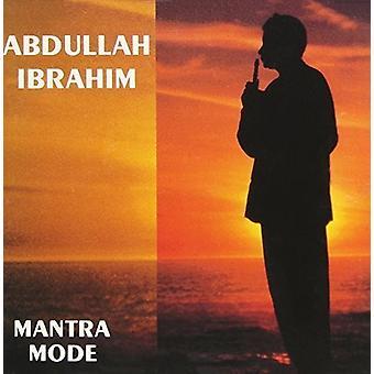 Abdullah Ibrahim - Mantra Mode [CD] USA import