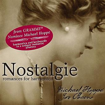 Michael Hoppe & Joe Powers - Nostalgie [CD] USA import