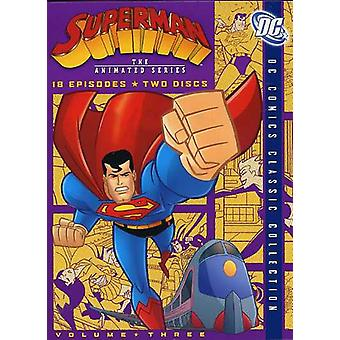 Importazione di Superman-Animated Series Vol. 3 [DVD] Stati Uniti d'America