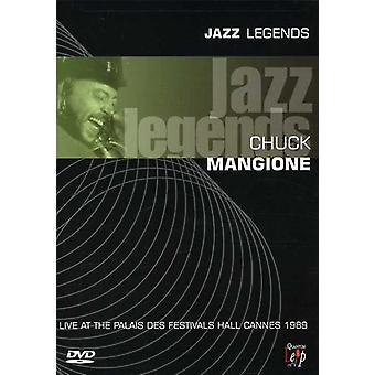 Chuck Mangione - Live Palais Des Festivals Hall Cannes 1989 [DVD] USA import