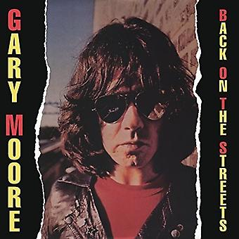 Gary Moore - Moore Gary-Back on the Streets [Vinyl] USA import