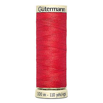 Gutermann Sew-all 100% Polyester Thread 100m Hand and Machine Colour Code  - 491
