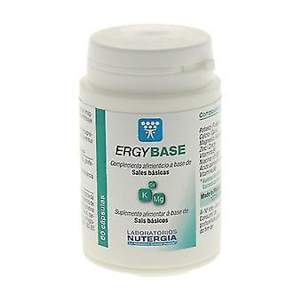 Ergybase 60 capsules