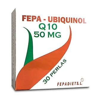 Ubiquinol 30 softgels of 50mg