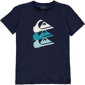 Quiksilver Jaw Sides T Shirt Junior Boys
