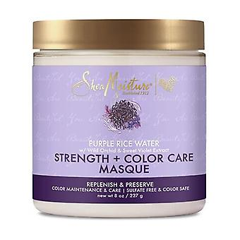 shea moisture purple rice water masc 8oz/ (strength+color) 227 g