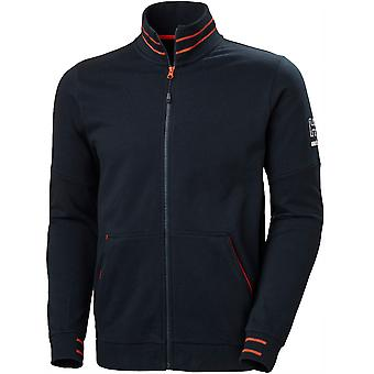 Helly Hansen Miesten Kensington Zip Up Työ CollegePaita