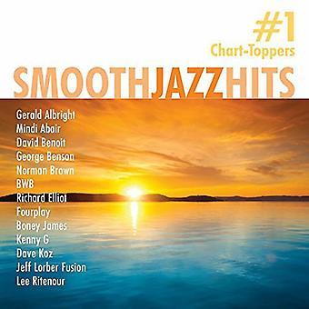 Smooth Jazz Hits:#1 - Smooth Jazz Hits:#1 [CD] USA import