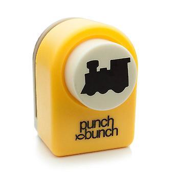 Punch Bunch Medium Punch - Train