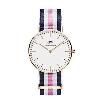 Daniel Wellington Southampton Rosa 36mm Reloj de las damas 0506DW