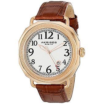 Akribos XXIV Clock Man Ref. AK770RGBR