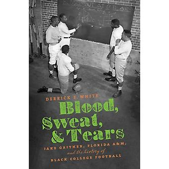 Blood Sweat and Tears by White & Derrick E.