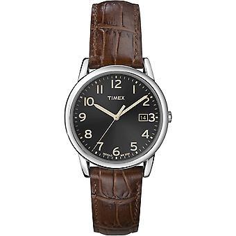 T2N948, Easy Reader Classic Timex Style Herrenuhr / Schwarz