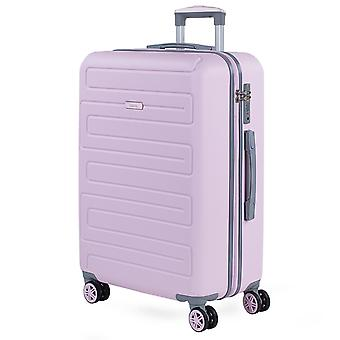 Monaco Medium Rigid Suitcase Capacity 68 L