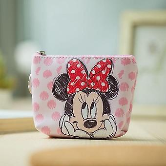 Children Cartoon Purse, Mickey Mouse Coin Bag- ,boy, Kid Handbag Wallet Frozen