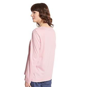 Rösch Pure 1203570-16591 Women's Dusty Rose Pyjama Top