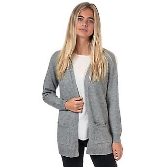 Women's Only Lesly Open Cardigan in Grey