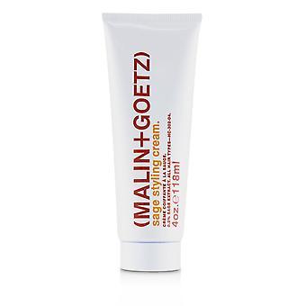 Sage styling cream. 226820 118ml/4oz