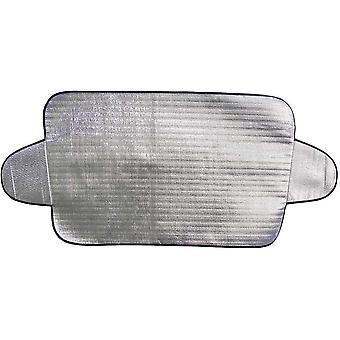 anti-ijsdeken voor vrachtwagen 255 x 100 cm zilver