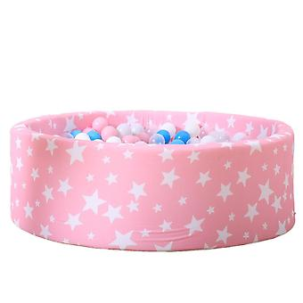 Round Shape Ocean Balls And Pit-play Pool For Baby, Toddlers