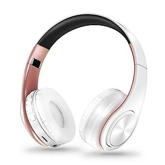 Casque Bluetooth avec microphone sans fil Stereo Headset Music