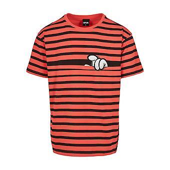 CAYLER & SONS Men's T-Shirt MY NEIGHBOR STRIPES Semi Box