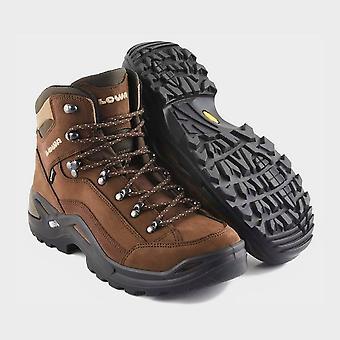 Lowa Men's Renegade GTX Mid Walking Boots Brown