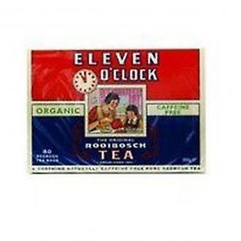Eleven O'Clock - Org Rooibosch Tea 80bag
