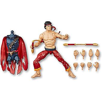 Spiderman Legends 15 cm Action Figure Shang Chi Kids Toy