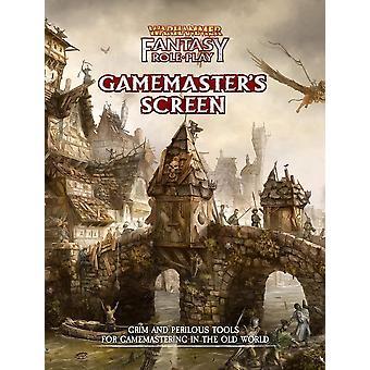 Gamemaster Screen Warhammer Fantasy Roleplay Fourth Edition (WFRP4)