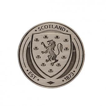 Scotland FA Metal Badge